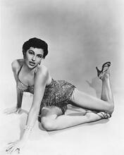 This is an image of 175677 Cyd Charisse Photograph & Poster