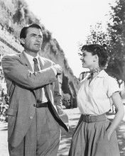 This is an image of 177811 Roman Holiday Photograph & Poster