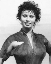 This is an image of 178278 Sophia Loren Photograph & Poster