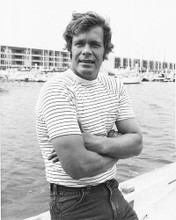 This is an image of 178685 Doug McClure Photograph & Poster