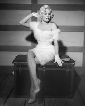 This is an image of 180308 Mamie Van Doren Photograph & Poster