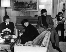 This is an image of 186065 A Hard Day's Night Photograph & Poster
