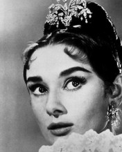 This is an image of 186455 Audrey Hepburn Photograph & Poster