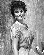This is an image of 186641 Sophia Loren Photograph & Poster