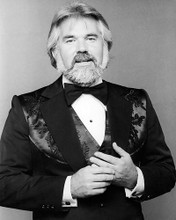 This is an image of 194253 Kenny Rogers Photograph & Poster