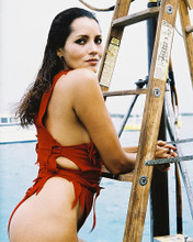 This is an image of 211311 Barbara Carrera Photograph & Poster