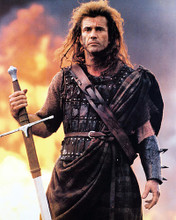 This is an image of 215016 Mel Gibson Photograph & Poster