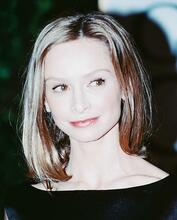 This is an image of 236312 Calista Flockhart Photograph & Poster