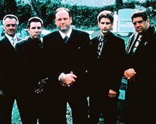 This is an image of 238550 The Sopranos Photograph & Poster