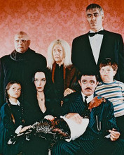 This is an image of 240331 The Addams Family Photograph & Poster