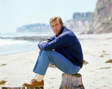 This is an image of 242623 Lee Majors Photograph & Poster