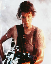 This is an image of 243171 Sigourney Weaver Photograph & Poster