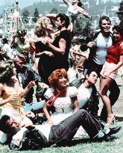 This is an image of 246046 Grease Photograph & Poster