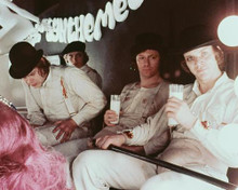 This is an image of 246390 A Clockwork Orange Photograph & Poster