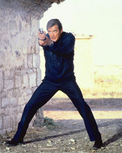 This is an image of 248259 Roger Moore Photograph & Poster