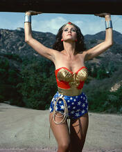 This is an image of 250121 Lynda Carter Photograph & Poster