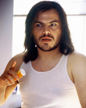 This is an image of 250545 Jack Black Photograph & Poster