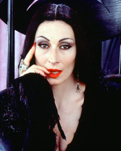 This is an image of 250716 Anjelica Huston Photograph & Poster