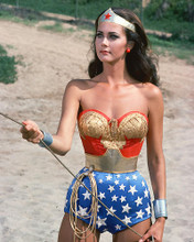 This is an image of 251012 Lynda Carter Photograph & Poster