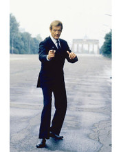 This is an image of 253093 Roger Moore Photograph & Poster
