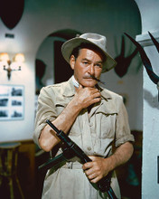 This is an image of 254408 Errol Flynn Photograph & Poster