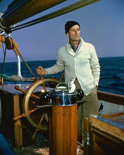 This is an image of 254409 Errol Flynn Photograph & Poster
