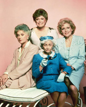 This is an image of 254459 The Golden Girls Photograph & Poster