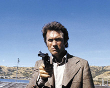This is an image of 254779 Clint Eastwood Photograph & Poster