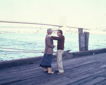 This is an image of 254891 Woody Allen & Diane Keaton Photograph & Poster