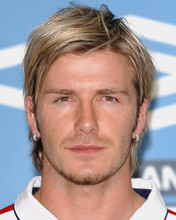 This is an image of 254901 David Beckham Photograph & Poster