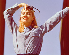 This is an image of 255190 Alexandra Bastedo Photograph & Poster