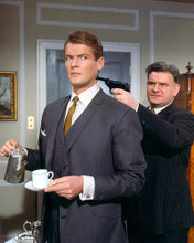 This is an image of 255754 Roger Moore Photograph & Poster