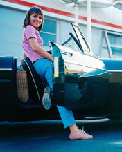This is an image of 256430 Sally Field Photograph & Poster