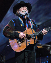 This is an image of 256520 Willie Nelson Photograph & Poster