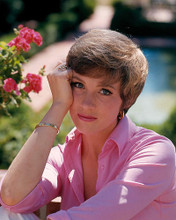 This is an image of 256921 Julie Andrews Photograph & Poster