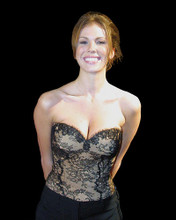 This is an image of 257078 Nikki Cox Photograph & Poster