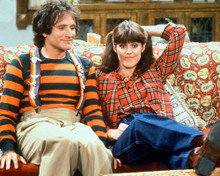 This is an image of 258003 Mork and Mindy Photograph & Poster
