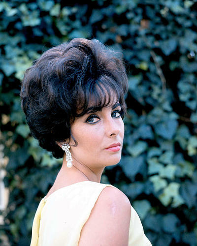 This is an image of 258745 Elizabeth Taylor Photograph & Poster