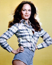 This is an image of 258914 Catherine Bach Photograph & Poster