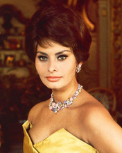 This is an image of 259075 Sophia Loren Photograph & Poster