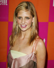 This is an image of 262763 Sarah Michelle Gellar Photograph & Poster