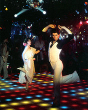 This is an image of 265157 Saurday Night Fever Photograph & Poster