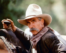 This is an image of 265499 Sam Elliott Photograph & Poster