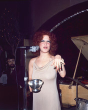 This is an image of 265604 Bette Midler Photograph & Poster