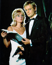 This is an image of 265747 Sapphire & Steel Photograph & Poster