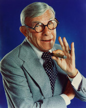 This is an image of 265910 George Burns Photograph & Poster
