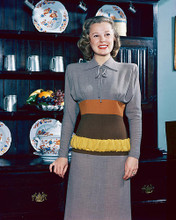 This is an image of 266664 June Allyson Photograph & Poster