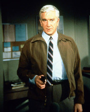 This is an image of 267042 Leslie Nielsen Photograph & Poster