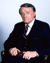 This is an image of 267174 Robert Vaughn Photograph & Poster