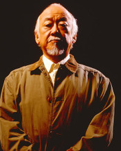 This is an image of 267452 Pat Morita Photograph & Poster